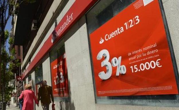 El Santander condenado a devolver 500.000€ a un matrimonio jubilado