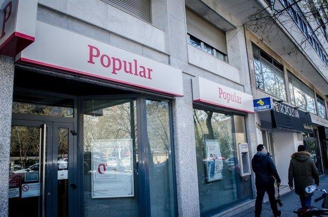 Un matrimonio recupera los 40.000 euros que había invertido en bonos convertibles del Banco Popular